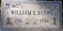 William E Byers