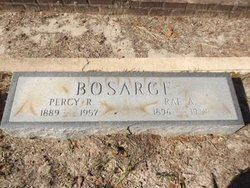 Percy Richard Bosarge