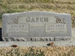 Ruth B Gapen