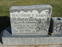 Matthew Travis Harper