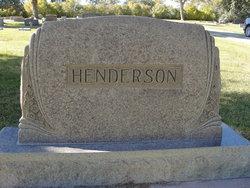 """Jerrold Roosevelt """"Jerry"""" Henderson"""
