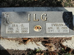 Evelyn <I>Kirkpatrick</I> Ilg