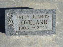 Patty Juanita Loveland