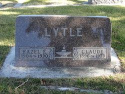 Hazel May <I>Kinney</I> Lytle