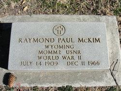 Raymond Paul McKim