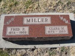 Clara May Miller