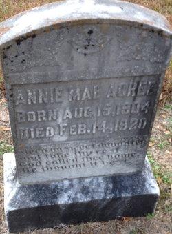 Annie Mae Acree