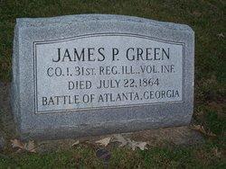 James P Green