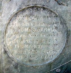 Thomas Varnum