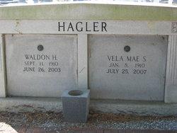 Vela Mae <I>Shirah</I> Hagler