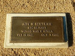 Roy H Bertram