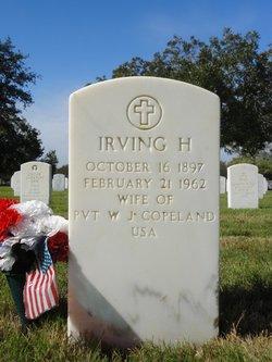 Irving H Copeland