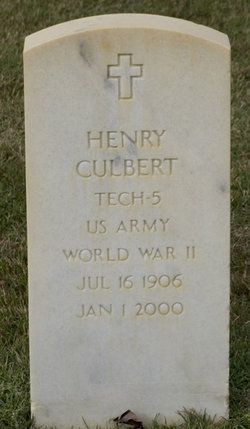 Henry Culbert