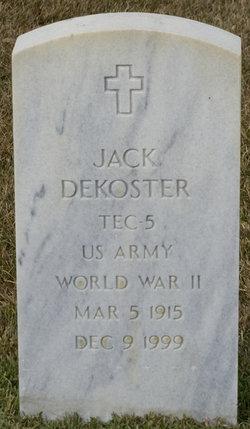 Jack Dekoster