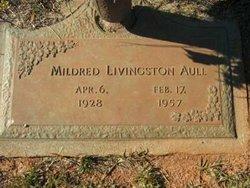 Mildred <I>Livingston</I> Aull