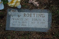 "Francis H ""Shorty"" Roeting, Jr"