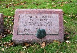 Kenneth Lee Ballou