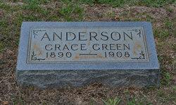 Grace <I>Green</I> Anderson