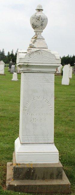George Donald McKenzie