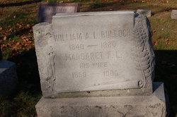 Margaret F L <I>Fallon</I> Bullock