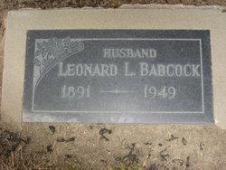 Leonard Lemore Babcock
