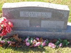 Ethel <I>Hurley</I> Bowles