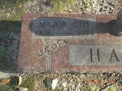 Major Otis Haws