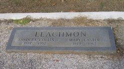 "Mary Easter ""Lena"" <I>Roberts</I> Leachmon"