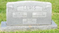 Elsie Lewis