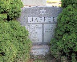 Freida <I>Baskin</I> Jaffee