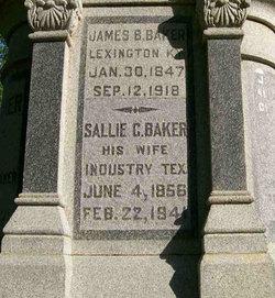 Sgt Maj James B. Baker
