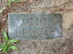 Lizzie <I>Justice</I> Clayter