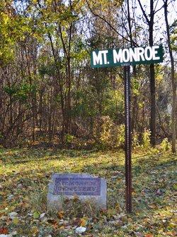 Mount Monroe Cemetery