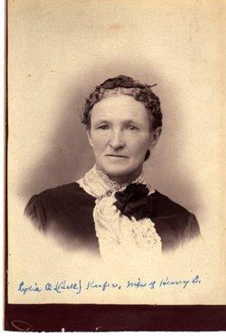 Lydia Oliver <I>Bell</I> Keefer
