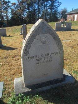 "Robert W ""Bob"" Crowder"
