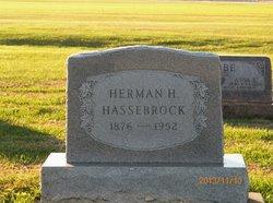 Herman H Hassebrock
