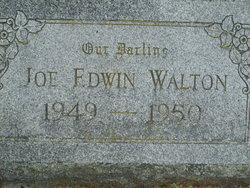 Joe Edwin Walton