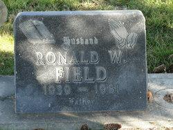 Ronald W Field