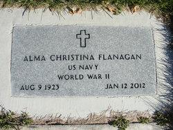 Alma Christina Flanagan