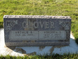 "Virginia ""Ginny"" <I>Stoneberg</I> Glover"
