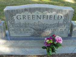 Clinton Ray Greenfield