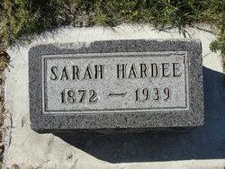 Sarah M Hardee