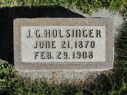 John Grossnickle Holsinger