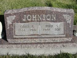Cora Belle (Corky) Johnson