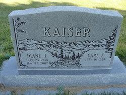 Diane Joy <I>Norton</I> Kaiser
