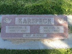 Dorothy Ellen Karspeck