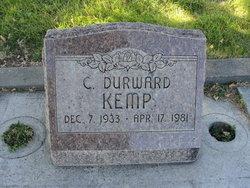Charles Durward Kemp