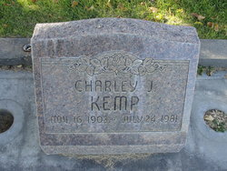 Charley Jacob Kemp