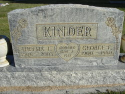 Thelma Kinder