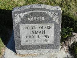 Evelyn Lyman